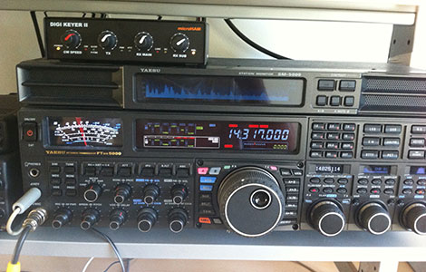 FT DX 5000